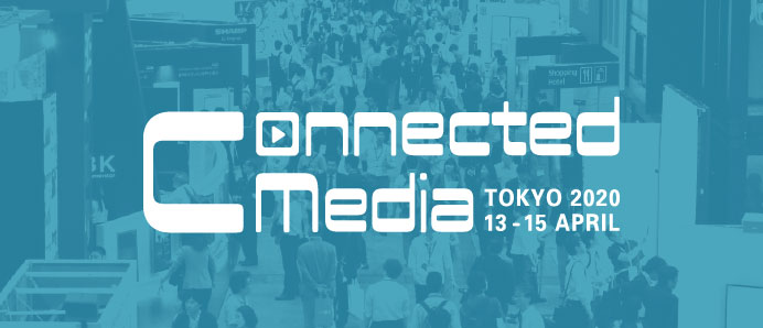 Connected Media Tokyo 2020