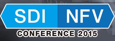 SDI/NFV Conference 2015